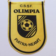 "Fanion fotbal - ""OLIMPIA"" PIATRA-NEAMT"