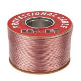 Cumpara ieftin Cablu TLYp pentru difuzor, 2 x 1.5 mm, 100 m, Transparent