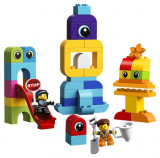 Lego Vizitatorii De Pe Planeta Duploâ®