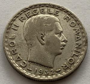 100 Lei 1932 Paris, Agint, Romania, RARA!