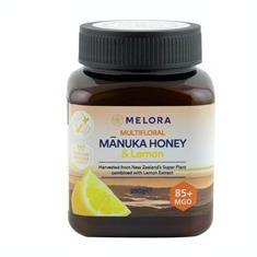 Miere de Manuka Poliflora cu Lamaie Melora MGO 85+ 250gr New Zealand Cod: RB1004156