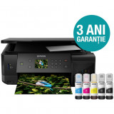 Multifunctionala Epson EcoTank CISS L7160, inkjet, color, format A4, retea