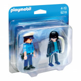 Set figurine Playmobil City Action - Politist si hot (9218)