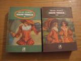 MICHEL ZEVACO - Cavalerii Pardaillan - 2 Vol. - 1974, 533+565 p.
