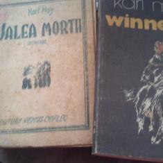 VALEA MORTII //WINNETOU DE KARL MAY