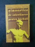GIMNASTICA DE INTRETINERE PENTRU BARBATI