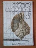 STRUCTURI GEOMETRICE, STRUCTURI PLASTICE de ZAMFIR DUMITRESCU