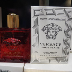 Versace Eros Flame 100ml | Parfum Tester, 100 ml, Lemnos