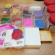 Pahet margele de plastic Pyssla
