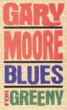 Caseta Gary Moore – Blues For Greeny, originala, sigilata, holograma