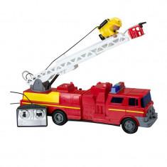 Masina de pompieri sunete si lumini, telecomanda