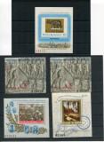 1972/78 ,  ROMANIA  ,  LOT 5 BLOCURI  -  MNH, Nestampilat