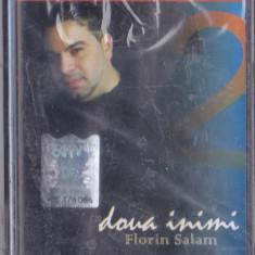 Caseta audio: Florin Salam - Doua inimi ( 2008, originala, SIGILATA )