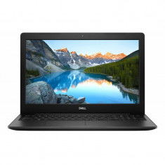 Laptop Dell Inspiron 3583, 15.6 FHD, Intel Core i7-8565U, 16GB, 512GB SSD, Intel UHD Graphics, Ubuntu, Black
