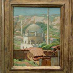 Tablou Constantin Artachino, Peisaje, Ulei, Impresionism