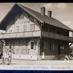 Timisoara, Casa clubului R. G. T. - Foto tip CP