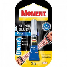 MOMENT Super Glue Ultra gel 2g