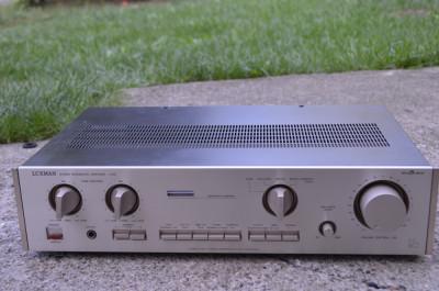 Amplificator Luxman L 210 foto