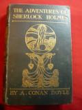 A.Conan Doyle -The Adventures of Sherlock Holmes - Ed. 1905 ilustr.Sidney Paget