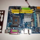 Placa de baza sk 775 Gigabyte GA-G41M-ES2L DDR2 8Gb VGA pci-e chip G41