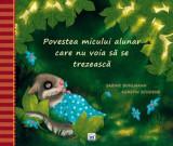 Cumpara ieftin Povestea micului alunar care nu voia sa se trezeasca/Sabine Bohlmann, Kerstin Schoene