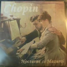 Chopin – Nocturne Și Mazurci    Electrecord ST-ECE 04232, VINIL