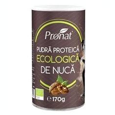 Pudra Proteica de Nuca Bio 170gr Pronat Cod: PRN7405