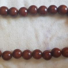 Margele din lemn, diametru aprox 26 cm