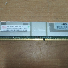 Ram Server hynic 4GB DDR2 PC2-5300F HYMP151F72CP4N3-Y5 #ROB