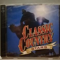 Classic Country - 2 CD Set -Selectii (2001/Warner/Germany) - CD ORIGINAL/Sigilat