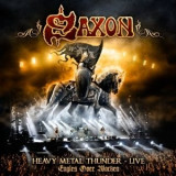SAXON HEAVY METAL THUNDER (DVD)