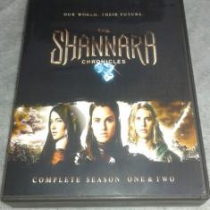 The Shannara Chronicles sezonul 1 si 2 subtitrat in limba romana, DVD
