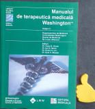 Manualul de terapeutica medicala Washington Gopa B Green Ian S Harris Ed 31