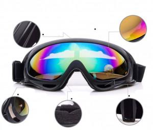 OCHELARI TACTICI balistici de PROTECTIE airsoft ski ciclism moto antiaburire