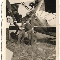 Fotografie avion Potez 2 armata romana