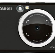 Aparat Foto Digital Canon ZoeMini S, 8MP, Bluetooth, NFC, Tehnologie de imprimare Zink (Negru)