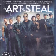 Blu Ray: The Art of the Steal ( original , cu Kurt Russell ), Engleza