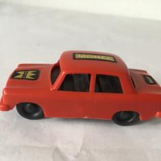 Masinuta plastic vintage, Fiant Monza, 7x3cm, colectie