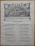 Ziarul Amiculu familiei , an 4 , nr. 21 , Gherla , 1880 , Iacob Negruzzi