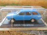 Macheta Dacia 1300 Break - Masini de legenda  scara 1:43