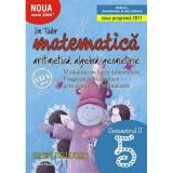 Mate 2000 initiere Matematica, Aritmetica, algebra, geometrie Caiet de lucru Clasa a V-a, Semestrul II, Initiere