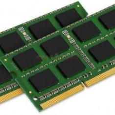 Memorii Laptop Kingston KVR16S11K2/16 SO-DIMM DDR3, 2x8GB, 1600MHz, (CL11)