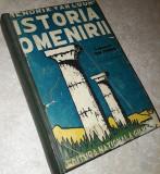 Hendrik Willem van Loon - Istoria omenirii (Editia a III-a, 1944)