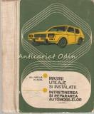 Masini, Utilaje Si Instalatii - Gh. Fratila, M. Popa - Tiraj: 4450 Exemplare