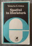 Valeriu Cristea - Spațiul în literatură