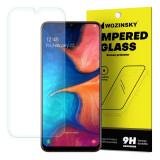 Folie Protectie Ecran WZK pentru Samsung Galaxy A20e, Sticla securizata