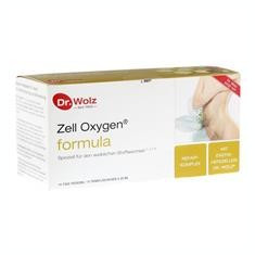 Zell Oxygen Formula 14fiole Dr. Wolz Cod: 18drw
