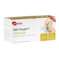 Zell Oxygen Formula 14fiole Dr. Wolz Cod: 18drw