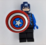 A4 LEGO MARVEL - CAPTAIN AMERICA