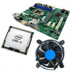 Kit Placa de baza Acer H81H3-AM, 4th gen, DDR3, Intel Core i5 4670S 3.1GHz, 4...